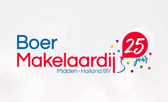 Boer Makelaardij bestaat 25 jaar!