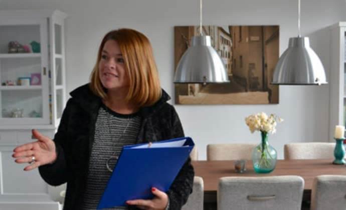 Begeleiding bij: huis verkopen